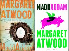 Check our interview with the one and only Margaret Atwood and find out what she would have done different in Oryx and Crake if you was starting to write it now? http://www.thereadingroom.com/margaret-atwood/ap/20958