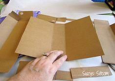 Easy to make DIY purse organizer!Easy to make DIY purse organizer! Diy Purse Organizer Insert, Purse Organizer Pattern, Diy Bag Organiser, Handbag Organization, Diy Organization, Diy Bag Organizer Tutorial, Tote Bag Organizer, Diy Tutorial, How To Make Purses