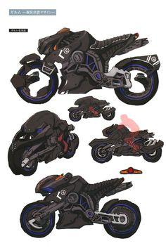 Forget the wheels; but not bulbous. Futuristic Motorcycle, Futuristic Cars, Motorcycle Design, Bike Design, Arte Robot, Concept Motorcycles, Cyberpunk Art, Cyberpunk Aesthetic, Engin