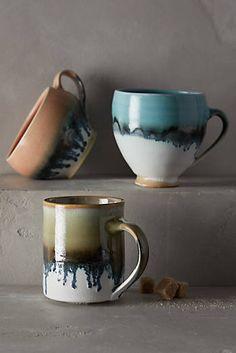 Sunset Glazed Mug