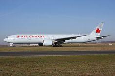 Air Canada B777-333(ER) C-FITU by Globespotter, via Flickr