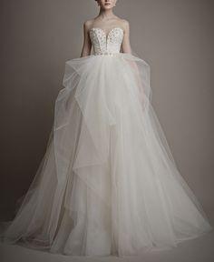 ASDRESS Sweetheart Wedding Dress Tulle Wedding Dress Noble Wedding Dress