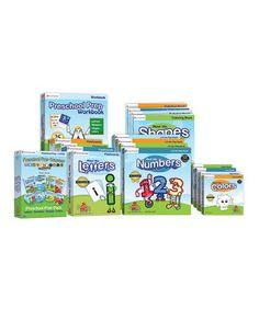 Loving this Preschool Prep DVD & Book Set on #zulily! #zulilyfinds
