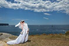 Sydney Wedding, HMAS Watson Image: Nigel Unsworth Photography www.nigelunsworth.com.au