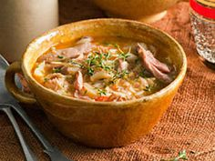Hearty and healthy soup recipes