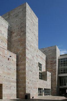 Gregotti:  Centro culturale di Belèm