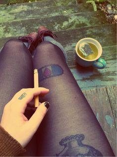 My band aid tattoo :)  espiritlibre.tumblr.com