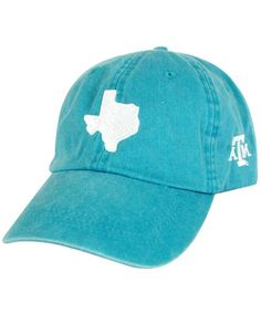 info for 22dc2 ca0ae Texas A M Aggies Lonestar Carribean Blue Pigment Dyed Cap Blue Pigment, Texas  Forever, Texas