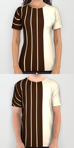 Stripes All Over Graphic Tee by roxart Line S, Iphone Skins, Printed Tees, Apparel Design, Laptop Sleeves, Graphic Tees, Stripes, Tech, Unisex