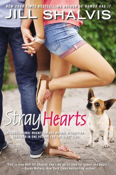 STRAY HEARTS by Jill Shalvis --  Includes ANIMAL MAGNETISM and ANIMAL ATTRACTION—together in one volume for the first time! Two stories of love on the wild side…