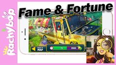 Fame & Fortune - Hollywood Hidden Object Game App Review!