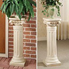 Classic Roman Column Pedestal