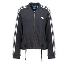 MOSCOW - Sweatjacke - black by adidas Originals