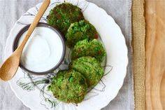 Pea Fritters Recipe on Yummly. @yummly #recipe
