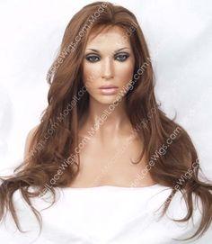 Beautiful Custom Full Lace Front Wig 14-28 inches | BeautyTreasuresLaceWigs - Bath & Beauty on ArtFire