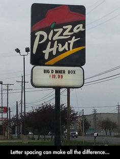 Letter Spacing Is Important