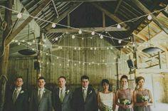 Barn wedding photoshoot