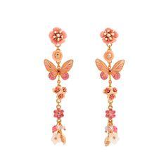 Les Nereides Joli Mois de Mai drop earrings