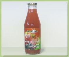Verhofstede fruitsappen - appelsap en bosvruchten