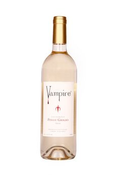 Vampire winemakers have used their ancient knowledge to create one of the best tasting Pinot Grigio's available frequently earning gold medals along its path! Its fresh lime fruit aroma leads into an easy-drinking lively wine full of youthful, refreshing acidity.