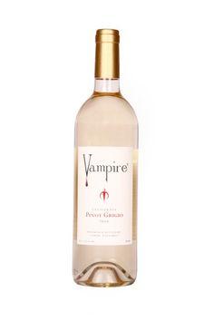 Vampire Pinot Grigio (Vampire vineyards - California)