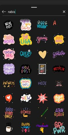 Creative Gifs for stores- # Stores- - Creative gifs for stores- - Instagram Blog, Instagram Emoji, Instagram Editing Apps, Creative Instagram Stories, Instagram And Snapchat, Instagram Story Ideas, Instagram Quotes, Schrift Design, Insta Snap