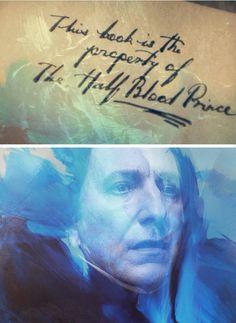 The Half Blood Prince