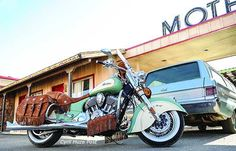 Indian Motorcycle Reveals Two-Tone Paint Schemes For 2015 Chief ...