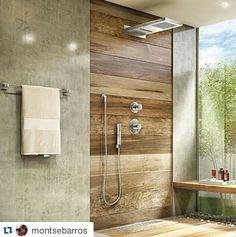 se parece mucho al baño, sera que se le pueda hacer algo así para el shampoo y también ver si se le puede poner el toallero adentro?