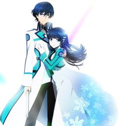 """The Irregular at Magic High School"" TV Anime"