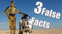 | Three False Facts | #8 - Star Wars