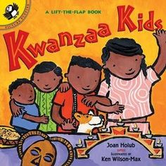Kwanzaa is here, and there are so many fun things to do! Each day the children light another candle on the Kinara. Then they celebrate the Kwanzaa principle of the day-by working at Granny's market stand, making gifts for family and friends, playing African games, and even having a feast! A perfect way to begin teaching young children about the meaning and traditions of this joyous holiday.