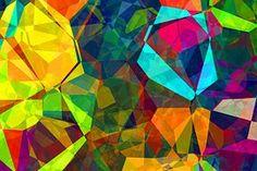 Culoare, Abstract, Poligon, Fundal