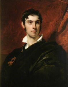George, 4th Earl of Aberdeen  by Thomas Lawrence (after)  Collection: The National Trust for Scotland