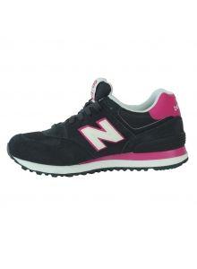 Zapatilla New Balance WL574 CPN: http://cyprea.es/es/zapatos-mujer-zapatillas-deportivas/1051001-zapatilla-de-deporte-new-balance-azul-marino-logotipo-blanco.html