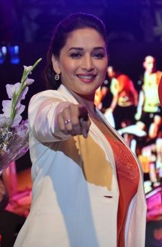 Madhuri Dixit at Spinnathon 2014