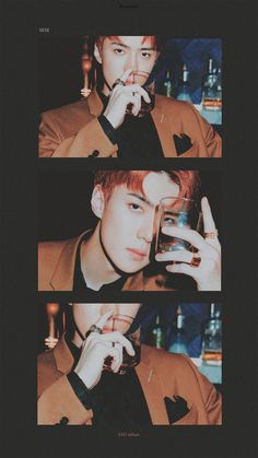 Oh Sehun bewitching EXO-L hearts as always Cr: not mine Exo Chanyeol, Kpop Exo, Kyungsoo, Exo Kai, Sehun Vivi, Kaisoo, Chanbaek, Exo Ot12, K Pop