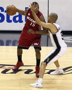 Miami Heat vs. San Antonio Spurs - Photos - June 11, 2013 - ESPN