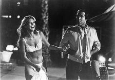 Christie Brinkley and Chevy Chase | Rare, weird & awesome celebrity photos