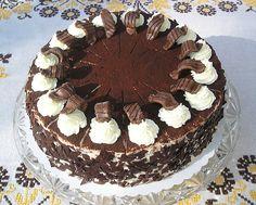 Beste Rezeptesammlung: Tiramisu - Torte
