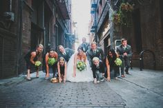 Vanessa and Joe's wedding. #urbanlightstudiosphotography #axispioneersquare