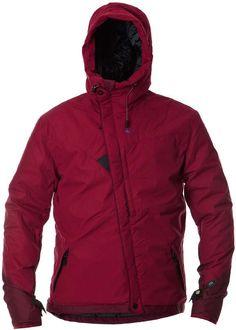 Munin Jacket(ムーニン)/100%オーガニックコットンを高密度に編み上げた撥水防風性優れた素材『Etaproof』の表面に600フィルパワーを持つ80%ホワイトグースダウン中綿を搭載。ダウン特有のボリュームを抑え、風雨も凌ぐ防寒性優れたジャケット。斜めに走ったフロントジッパー、3Dフード、3つのアウターポケット、腰・手首部にアジャスター、リフレクター、ホイッスル、コンパス搭載。900g(size:M)