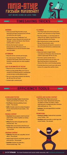 Some Tips and Reminders for Facebook Marketers   http://www.insidefacebook.com/wp-content/uploads/2014/02/ShortStackNinjaInfographic.jpg