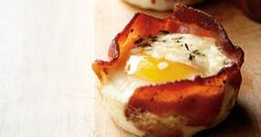 Your favorite breakfast foods, together in one bite-size package.