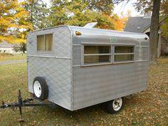 1968 Adventure Line Mfg. Corp. Campliner