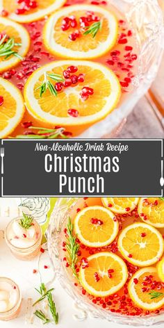 Christmas punch is a delicious blend of fruit juices and ginger ale with no alcohol added. It's a holiday punch that will be one of your new go-to Christmas drink recipes non-alcoholic or if you prefer you can make it with alcohol such as rum or vodka. It is a delicious Christmas drink recipe that is great for a crowd or a holiday party or an easy drink recipe for kids during Christmas. #christmas #drink #punch #christmasdrink #partydrink Easy Drink Recipes, Drinks Alcohol Recipes, Punch Recipes, Side Dish Recipes, Dinner Recipes, Holiday Punch, Christmas Punch, Holiday Gifts, Christmas Side Dishes
