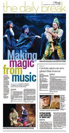 The Daily Break, Nov. 7, 2013.