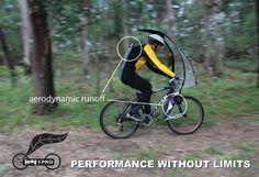 LEAFXPRO - Umbrella (leaf) for your Bike by LEAFXPRO — Kickstarter