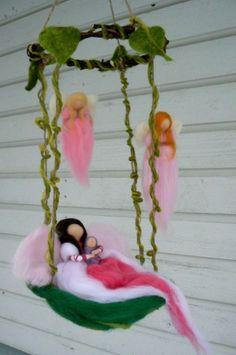 Bildergebnis für 2d felting fairy tales