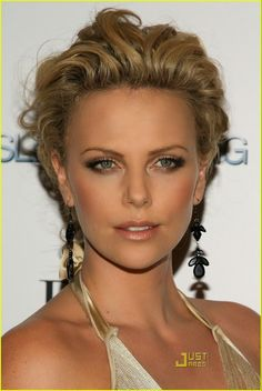 Actress Charlize Theron attends the New York premiere of